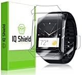 IQ Shield LiQuidSkin - Samsung Gear Live Screen Protector + Full Body - Front & Back w/ Replacement Warranty - High Definition Ultra Clear Film Premium HD Shield- Smooth / Self-Healing Bubble-Free