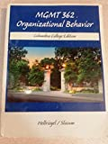 img - for Mgmt 362 Organizational Behavior (Columbia College Edition) book / textbook / text book