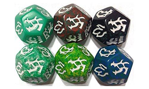green-drake-set-6-mint-new