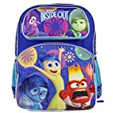 Disney Pixar Inside Out Riley's Emotion Kids 16 School Backpack Bag