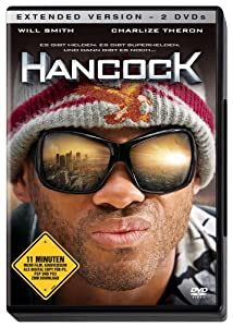 Hancock (Extended Version + Digital Copy) [2 DVDs]