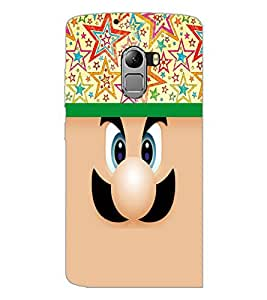 PrintDhaba Cartoon D-3744 Back Case Cover for LENOVO VIBE X3 c78 (Multi-Coloured)