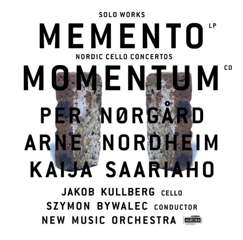Buy Momentum: Nordic Cello Concertos From amazon