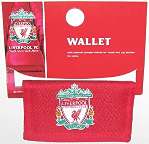 Liverpool Fc Rip Wallet by Liverpool FC
