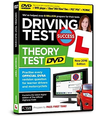 Driving Test Success Theory Test 2016