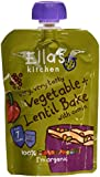 Ella's Kitchen Stage 2 from 7 Months Organic Vegetable Bake 130 g (Pack of 6)