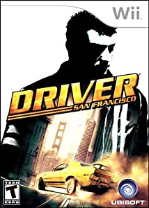Driver San Francisco - Bil - Wii Standard Edition