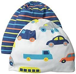 marimekko Baby-Boys Infant Koota Multi Cap Set, Multi, One Size
