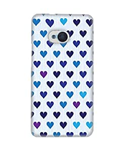 PickPattern Back Cover for HTC One