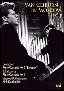 Van Cliburn in Moscow, Vol. 1