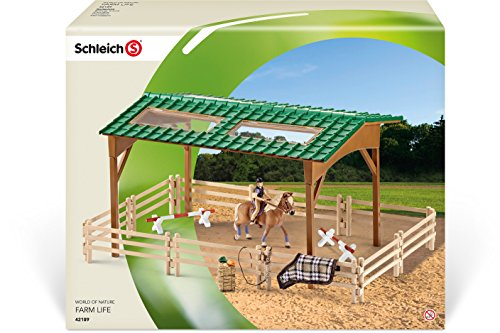 Schleich Riding Arena Play Set