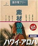 素材辞典 Vol.140 ハワイ~アロハ編