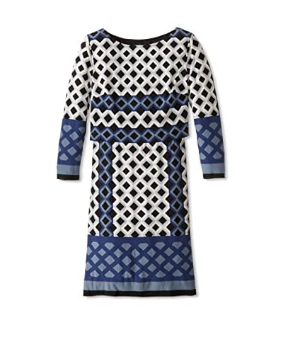 Donna Morgan Women's Printed Dress