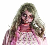The Walking Dead - Little Girl Mouth Latex Prosthetics (Adult) ウォーキング?デッド-リトルガール口ラテックス義肢(大人用)♪ハロウィン♪サイズ:One-Size
