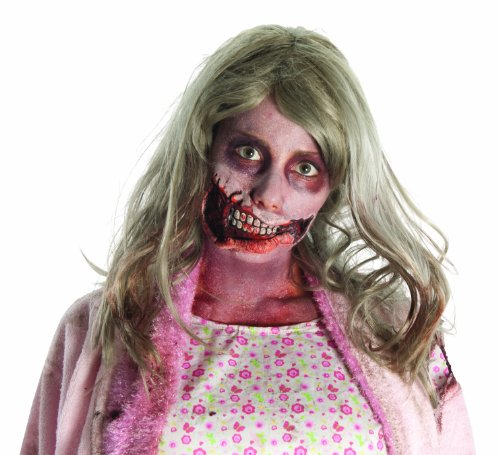 The Walking Dead Little Girl Mouth Latex Mask