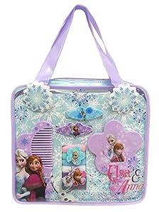 Disney Frozen 755042 - Haarschmuckset im Täschchen, 19 x 4 x 16 cm