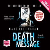 Death Message: A Tom Thorne Novel | [Mark Billingham]
