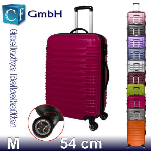 LG2088 Peach Koffer Reisekoffer Koffer Trolley