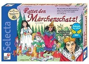Selecta 3583 - Rettet den Märchenschatz! [Spielzeug] Haferkamp, Kai