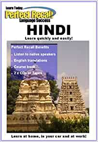 how to learn hindi to speak
