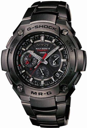 CASIO (カシオ) 腕時計 G-SHOCK MR-G TOUGH MVT タフソーラー電波時計 MULTIBAND6 MRG-8100B-1AJF メンズ