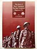 The Story of the 5th Battalion the East Yorkshire Regiment Leonard Morris Garwood