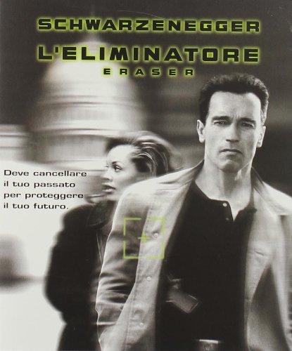 L'eliminatore - Eraser [Blu-ray] [IT Import]