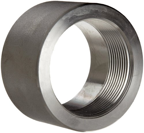 L forged stainless steel pipe fitting half