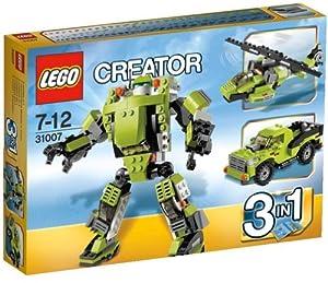 LEGO Creator 31007: Power Mech