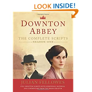 Downton Abbey Script Book Season 1 and over one million other books