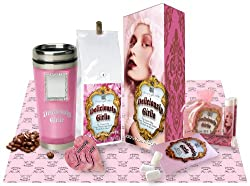 Deliciously Girlie 100% Kona Coffee Deluxe Package