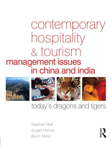 Contemporary Hospitality and Tourism Management Issues in...