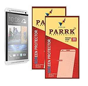 PARRK Tempered Glass Screen HTC One A9 Pack of 2