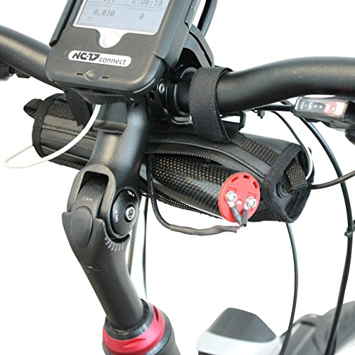 nc 17 appcon fahrrad dynamo usb ladeger t wasserdicht inkl powerbank akku bluetooth navi
