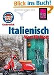 Kauderwelsch, Italienisch Wort f�r Wort