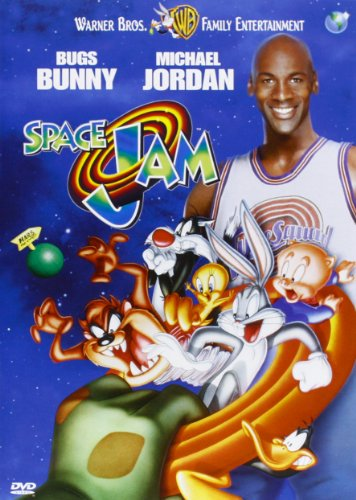Space Jam [DVD] [Import]