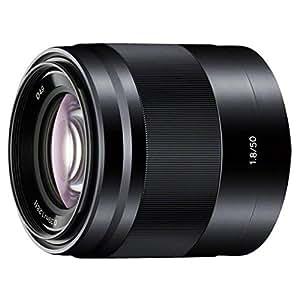 SONY E 50mm F1.8 OSS※Eマウント用レンズ(ソニー ミラーレス一眼用) SEL50F18-B