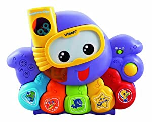 VTech Musical Bubbles Octopus