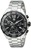 TAG Heuer Men's CAZ1110.BA0877 Formula 1 Analog Display Swiss Quartz Silver Watch