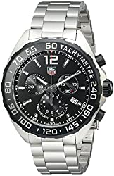 TAG Heuer Men's CAZ1110.BA0877 Formula 1 Stainless Steel Watch