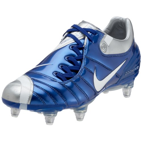 Nike Air Zoom Supremacy Football Boots Blue - SIZE 8