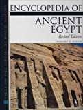 Encyclopedia of Ancient Egypt (Facts on File Library of World History) (0816045631) by Bunson, Margaret