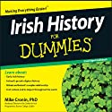 Irish History for Dummies (       UNABRIDGED) by Mike Cronin Narrated by Patrick Moy