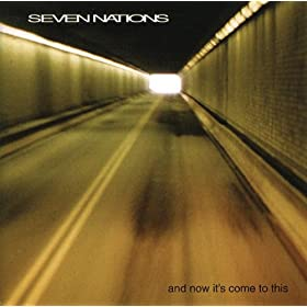 Cover image of song You'd be mine by Seven Nations