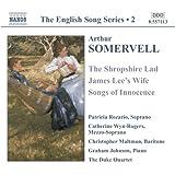 The English Song Series 2: Arthur Somervell