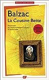 La Cousine Bette par Balzac