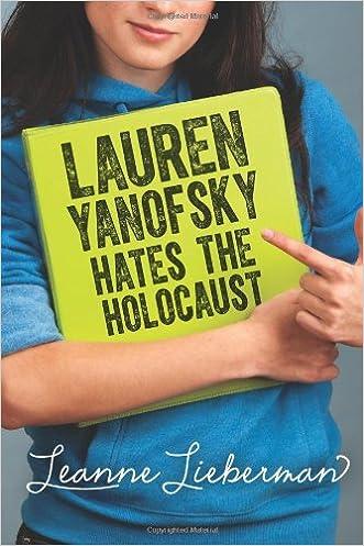 Lauren Yanofsky Hates the Holocaust