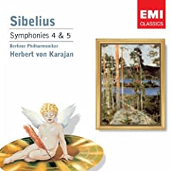 Sibelius: Symphonies 4 &amp; 5