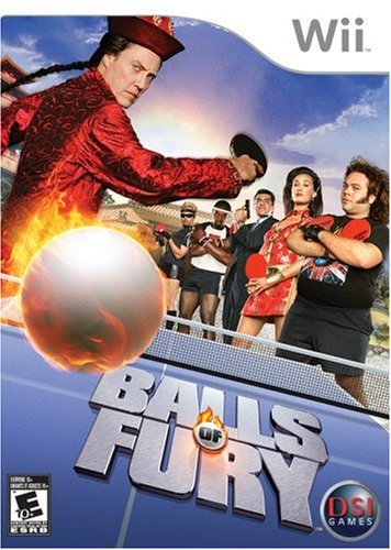 Balls of Fury - Nintendo Wii