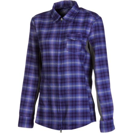 Buy Low Price Zoic Women's Encore Flannel Jersey (B00930VXUE)
